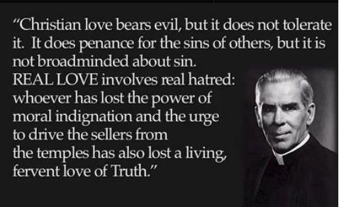 Fulton Sheen Truth